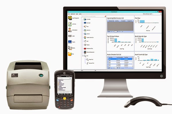 Sistema de control de activos informáticos